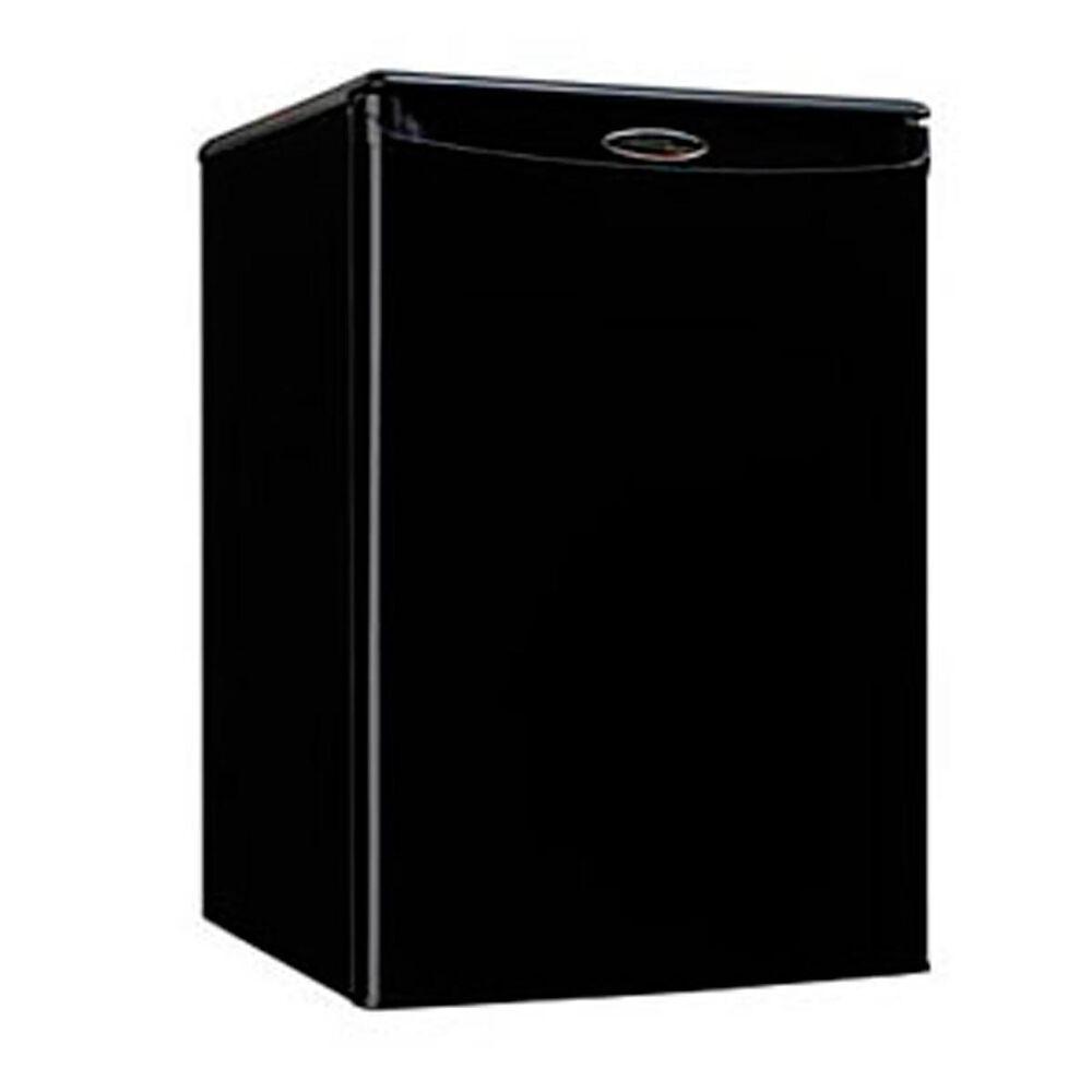 Danby 2.6 Cu. Ft. Compact Refrigerator, Black, large