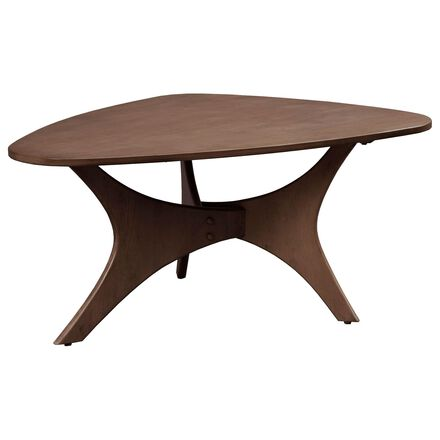 Hampton Park Blaze Coffee Table in Brown