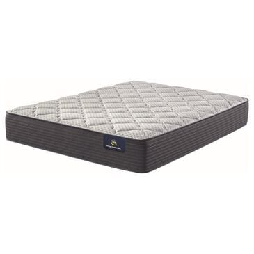 Serta Delightful Plush Queen Mattress Only, , large