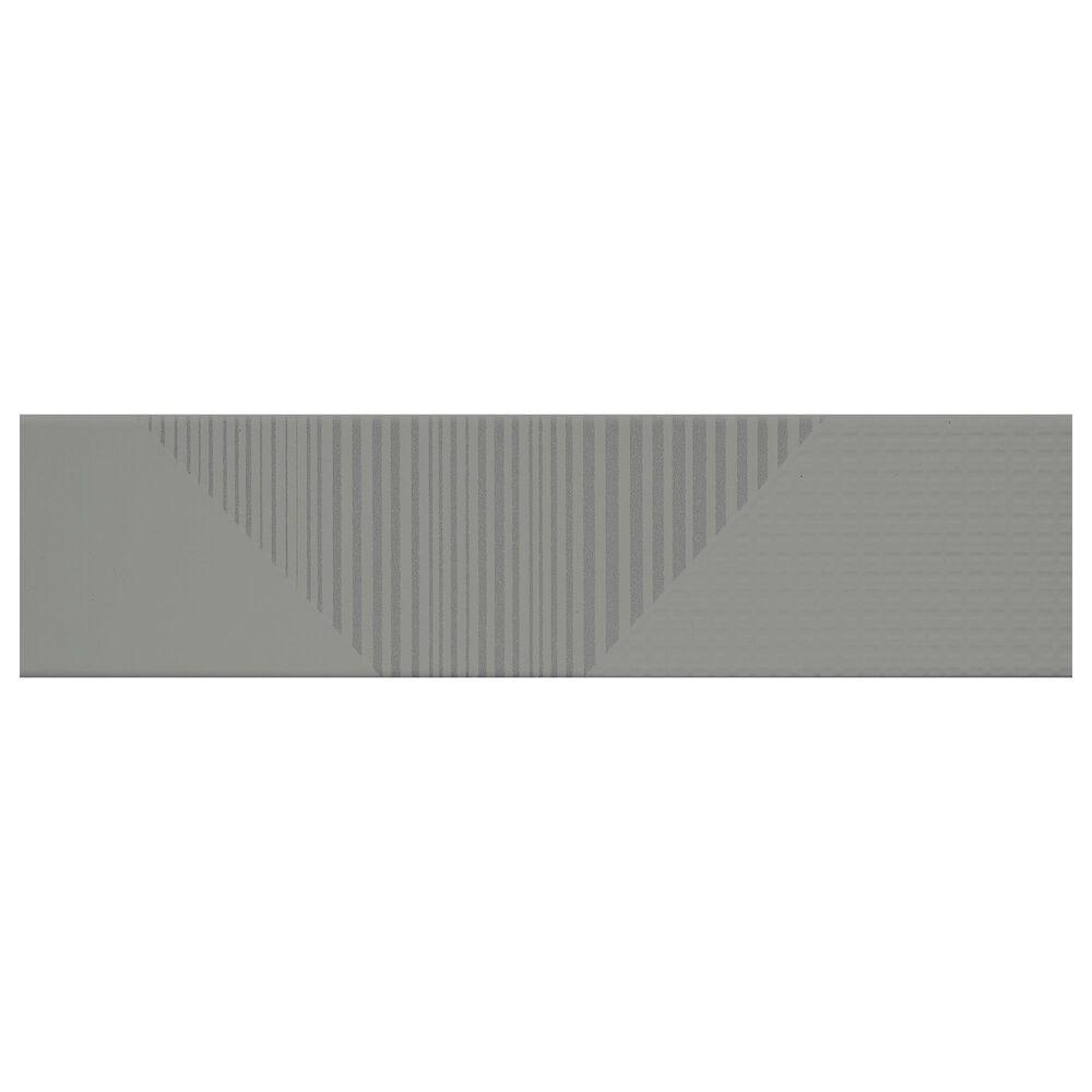 "Emser Express Aglow Gray 3"" x 12"" Ceramic Tile, , large"