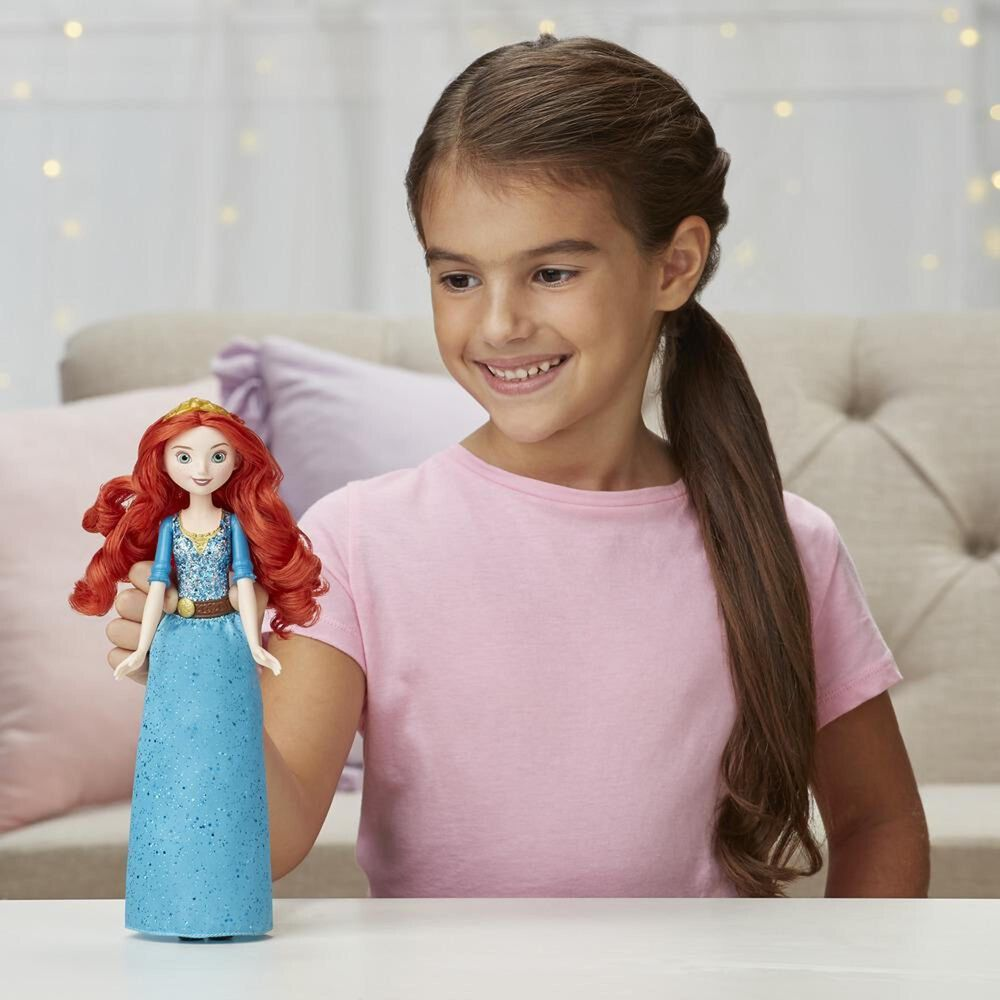 Disney Princess Royal Shimmer Merida Fashion Doll, , large