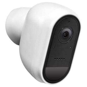 Swann 1080p Wire-Free Indoor/Outdoor Security Camera in White, , large