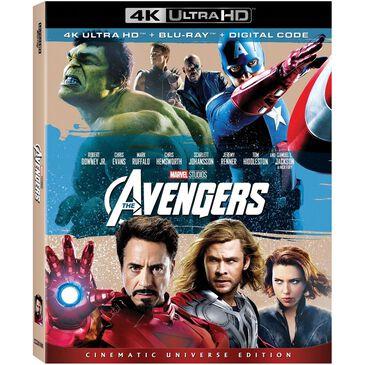 The Avengers [4K + Blu ray + Digital], , large