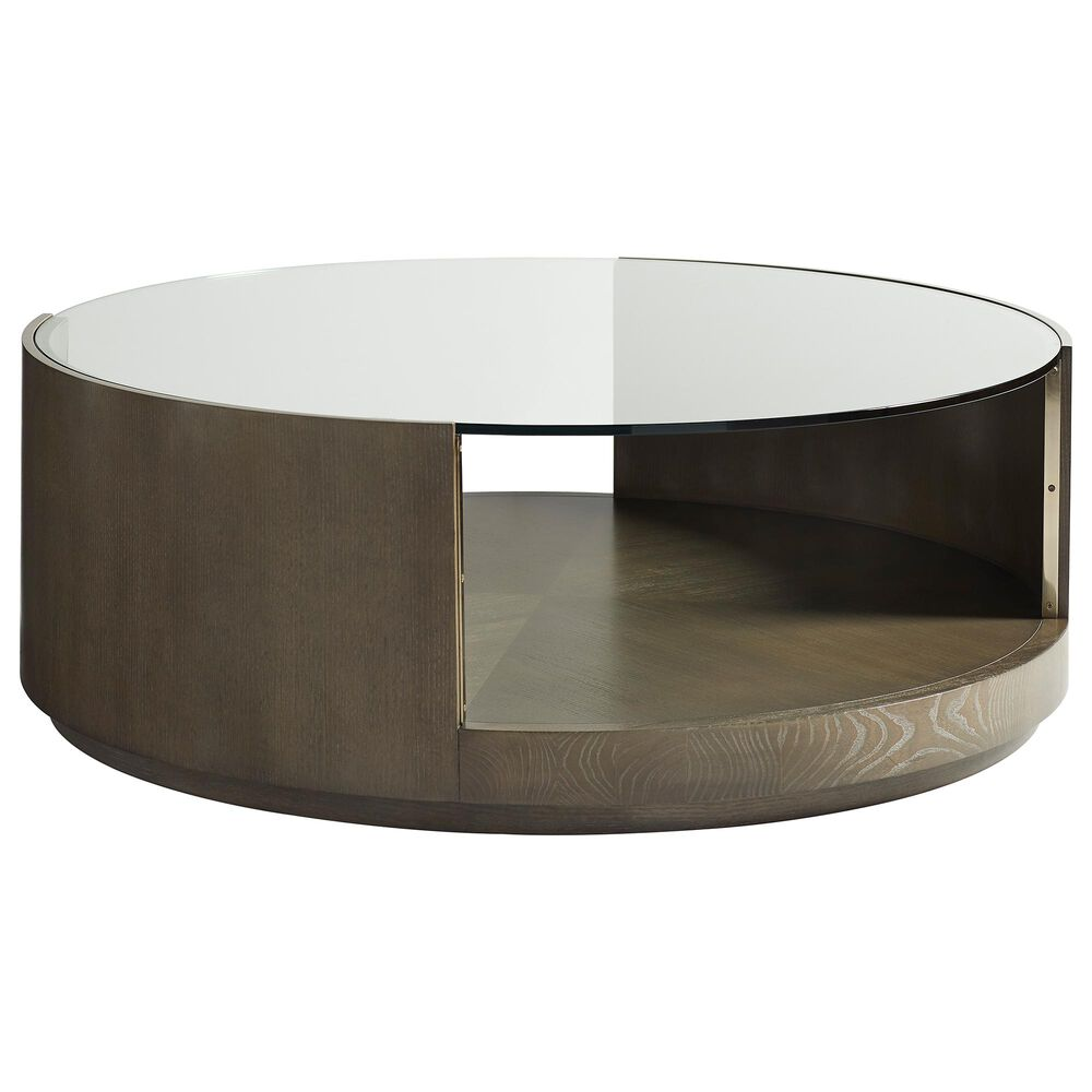 Vanguard Furniture Axis Round Cocktail Table in Woodcliff, , large