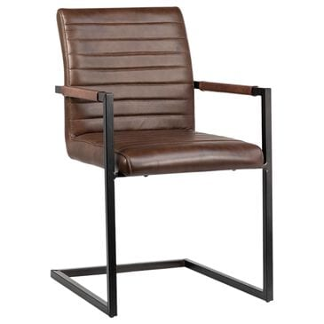 Blue Sun Designs Francios Dining Chair in Brown, , large