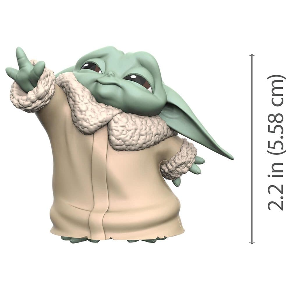 Hasbro Star Wars The Bounty Baby Force Moment Figure, , large