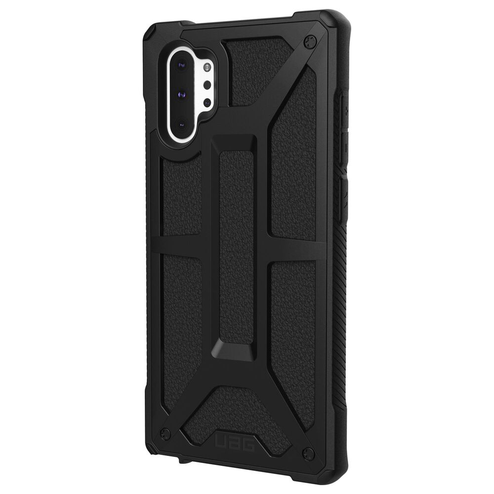 UAG Monarch Case For Samsung Galaxy Note10 Plus in Black, , large