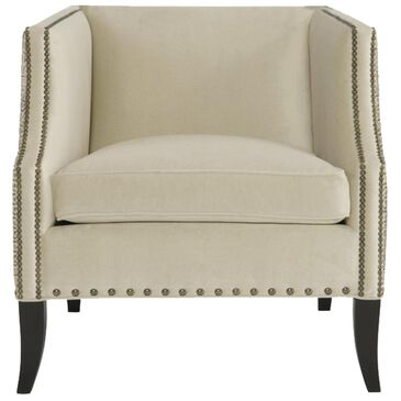 Bernhardt Romney Barrel Chair in Tan, , large