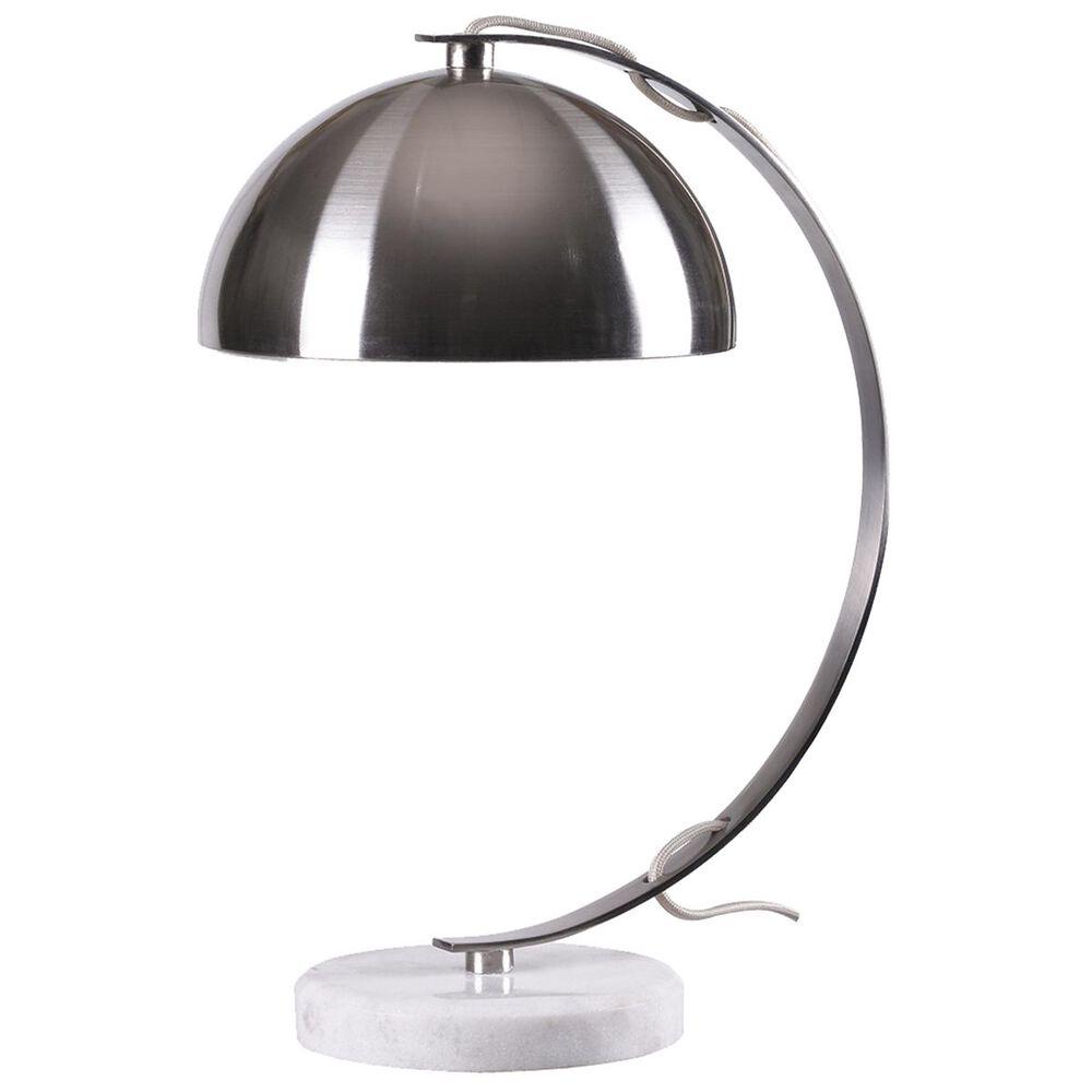 Kenroy Bubble Desk Lamp in Silver, , large