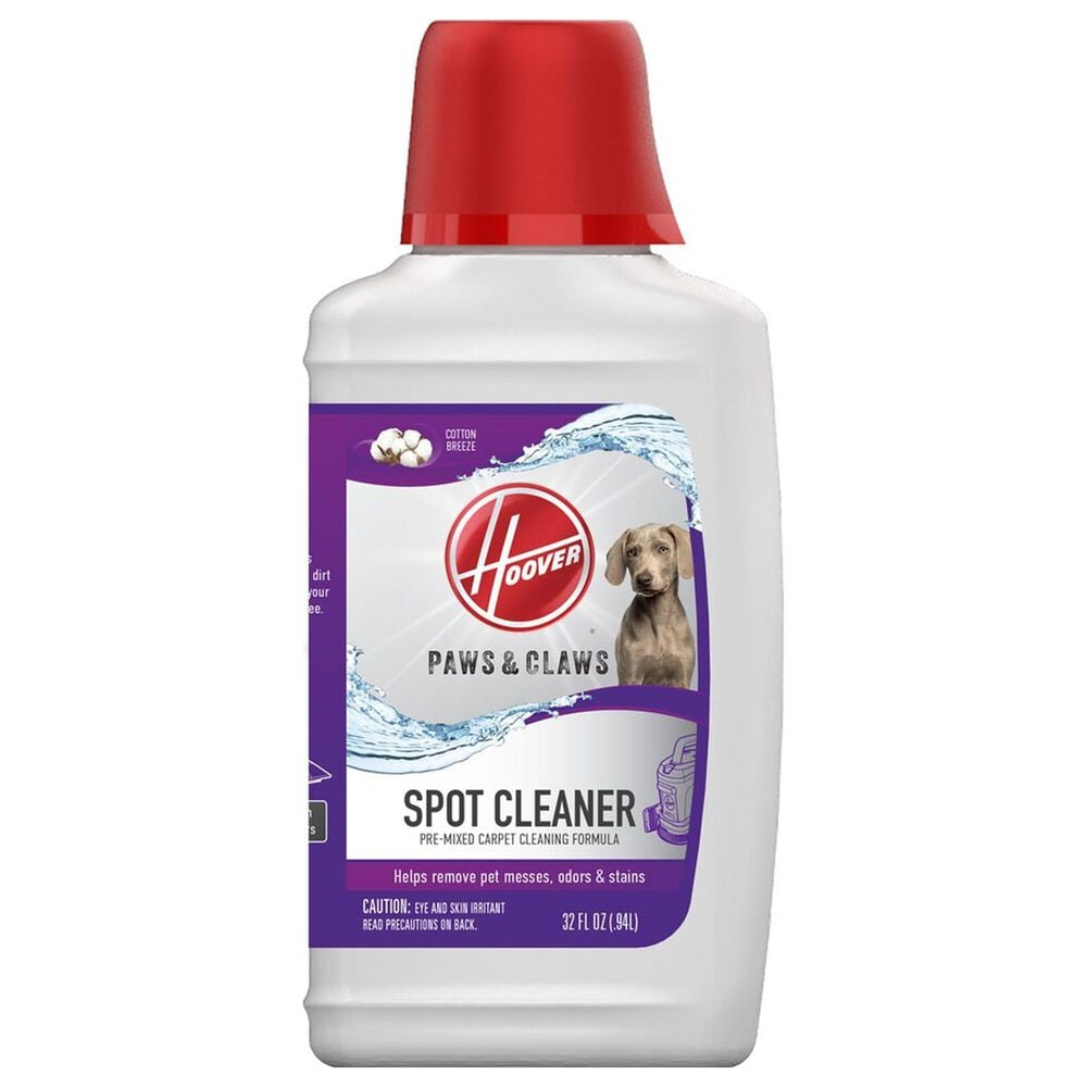 Hoover Paws and Claws Pre-Mixed Carpet Cleaning Formula 32 Oz , , large