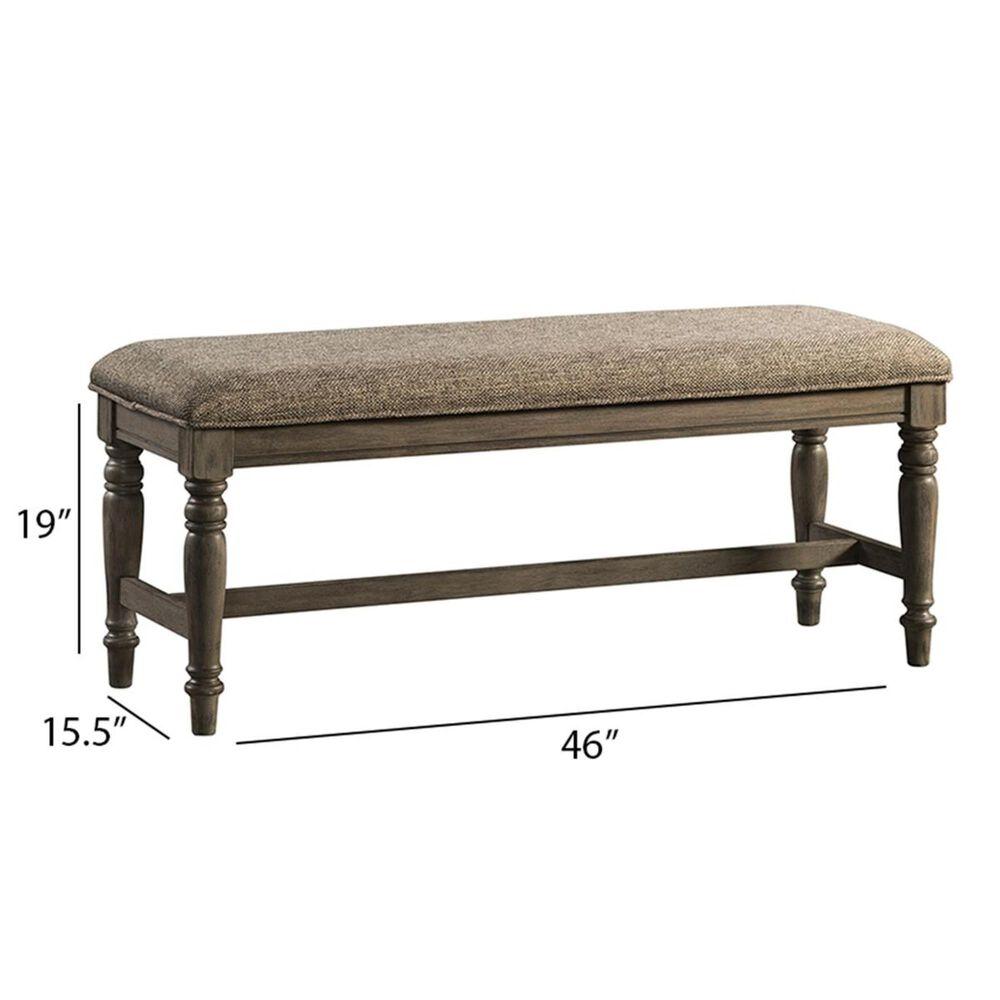 Hawthorne Furniture Balboa Park 6-Piece Dining Set in Roasted Oak, , large