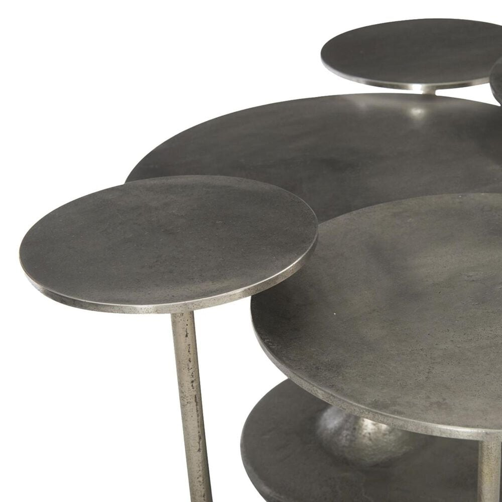 Bernhardt Circlet Cocktail Table in Graphite, , large