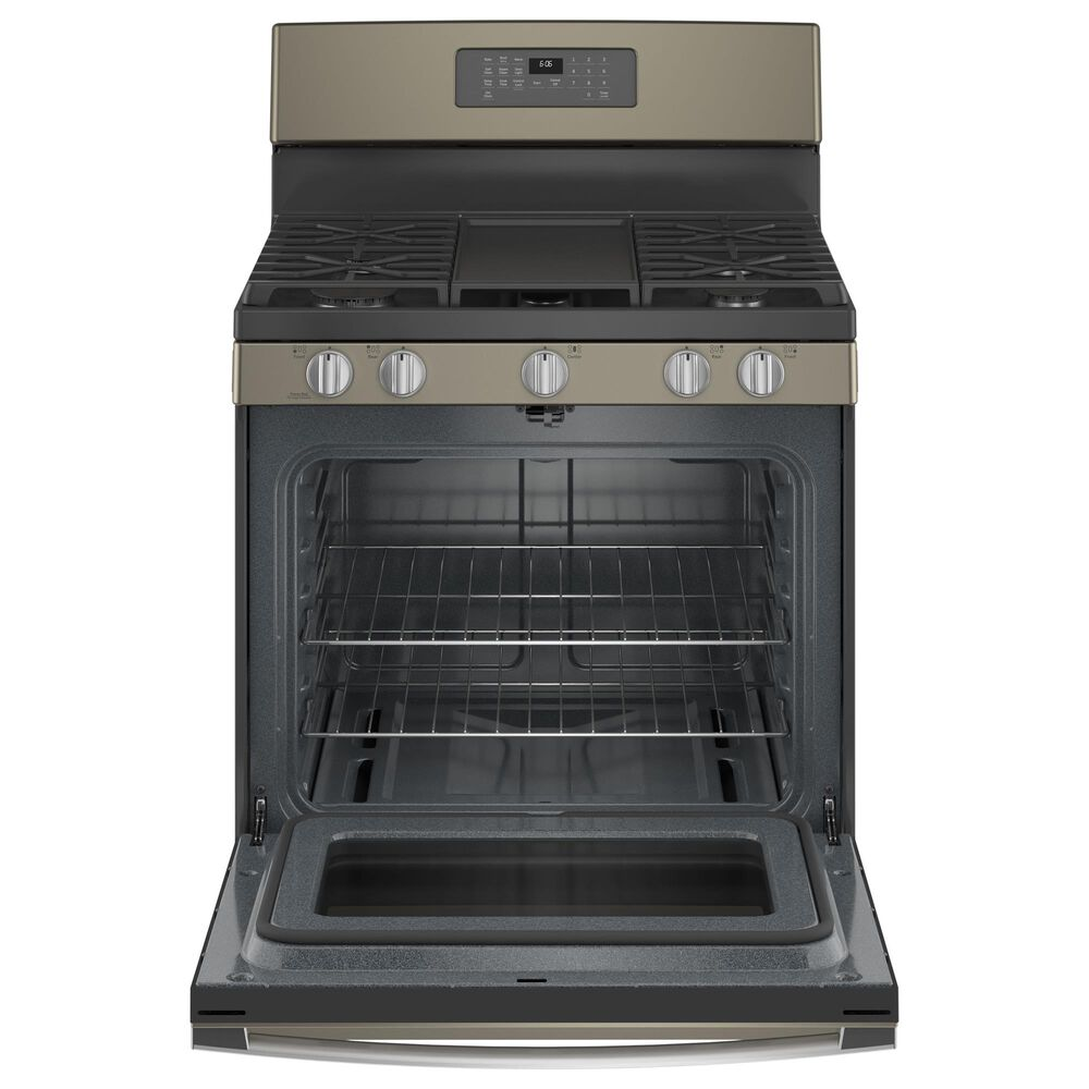 "GE Appliances 30"" Freestanding Gas Range in Slate, , large"