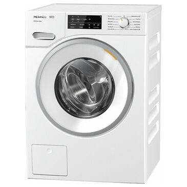 Miele 2.26 Cu. Ft. Front Load Washer in White, , large