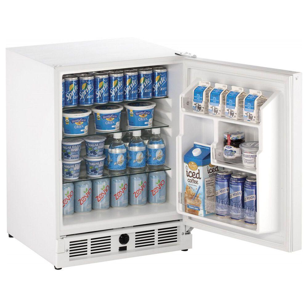 U-Line 3.3 Cu. Ft. Compact Refrigerator in White, , large