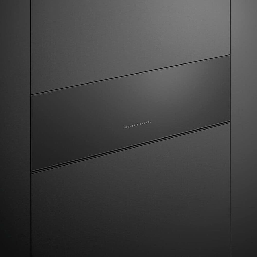 """Fisher and Paykel 30"""" Vacuum Seal Drawer in Black, , large"""