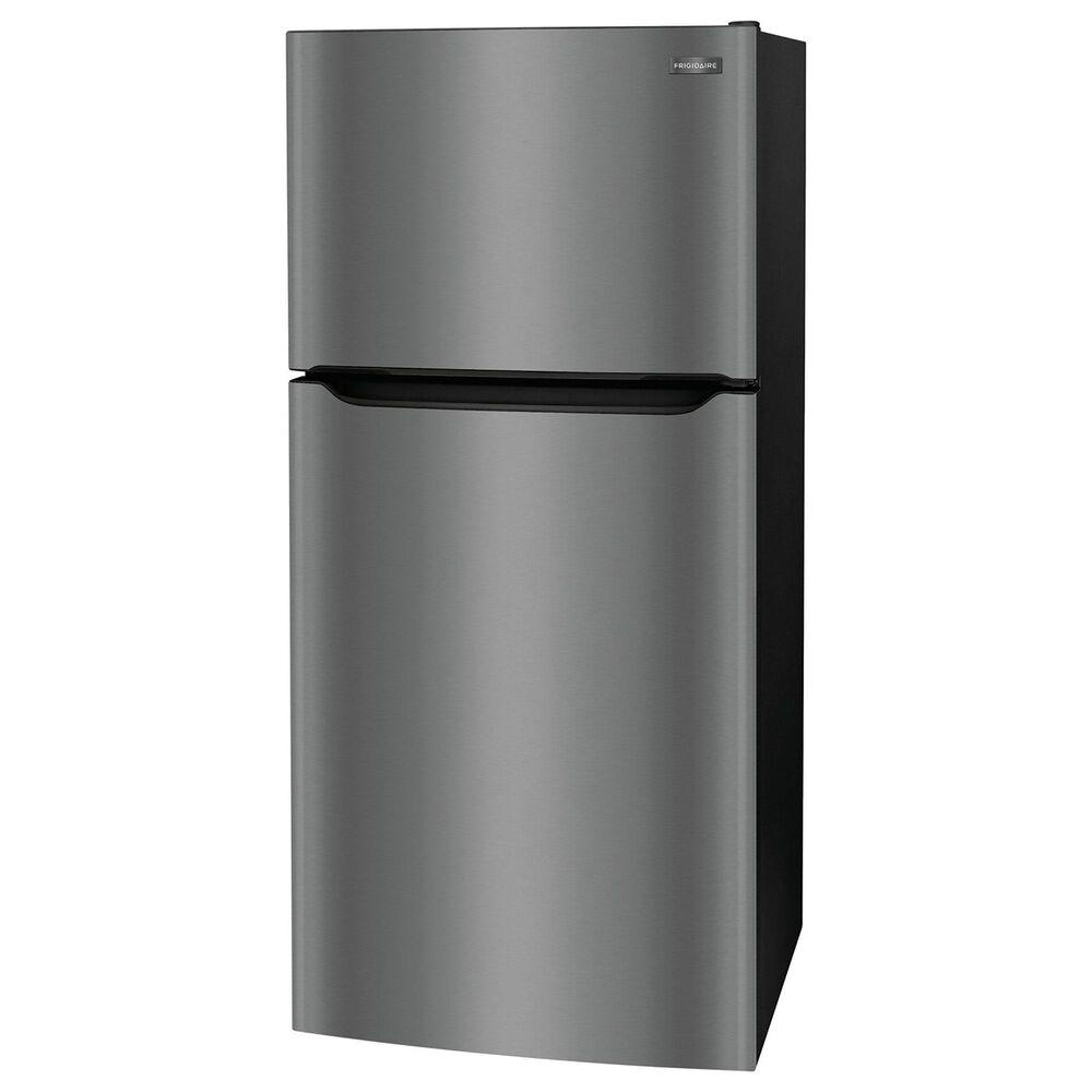 Frigidaire 20 Cu.Ft. Top Freezer Refrigerator in Black, , large