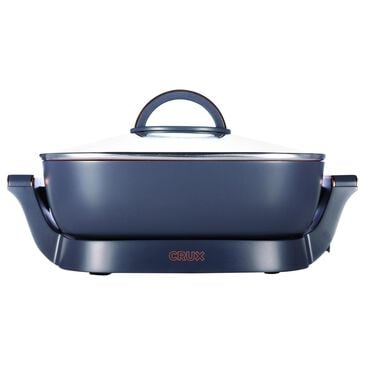 """CRUX 12"""" x 12"""" Extra Deep Electric Skillet, , large"""