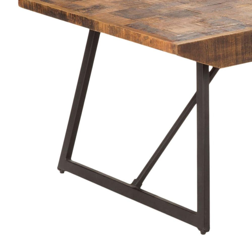 Crystal City Walden Cocktail Table in Tobacco, , large