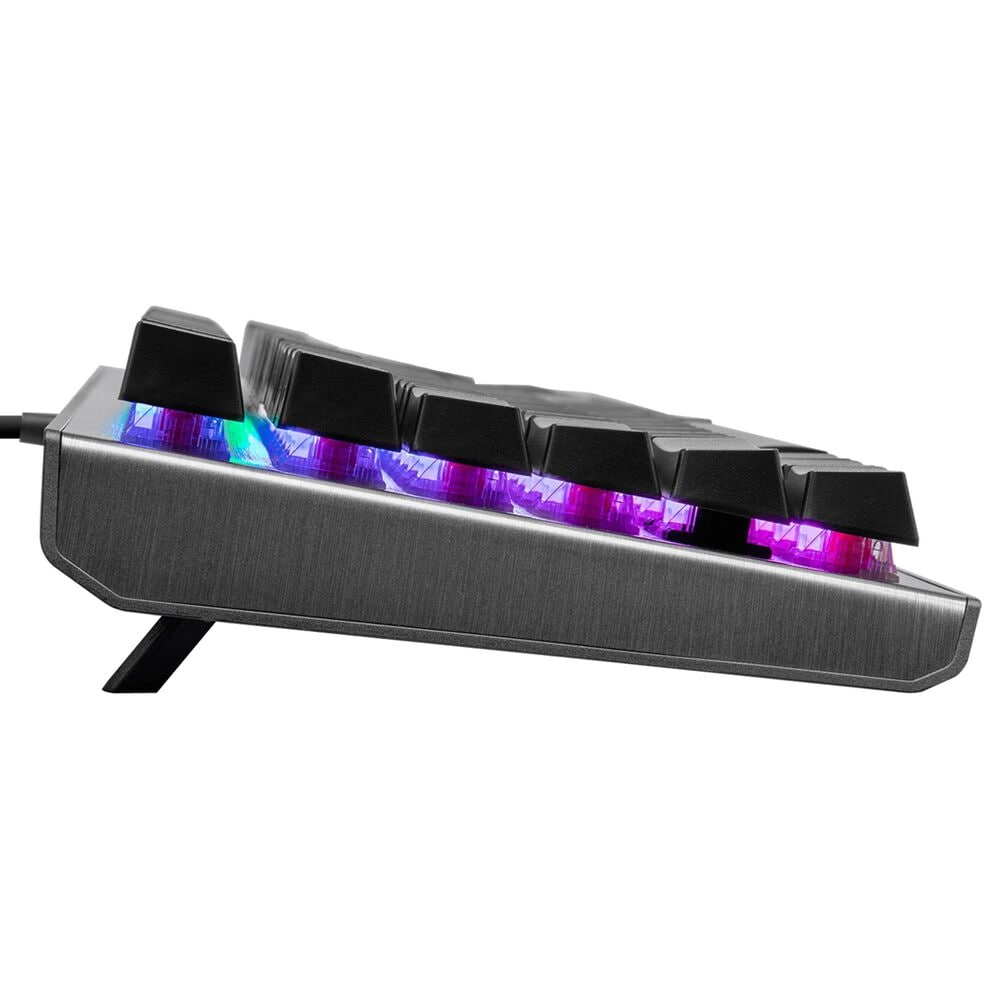 Cooler Master Cooler Master CK550 V2 Gaming Mechanical Keyboard Blue Switch with RGB Backlighting, On-The-Fly Controls, and Hybrid Key Rollover, , large