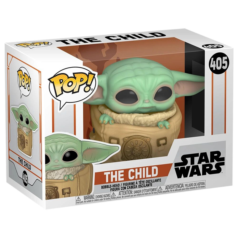 Funko POP! Star Wars The Mandalorian Child, , large