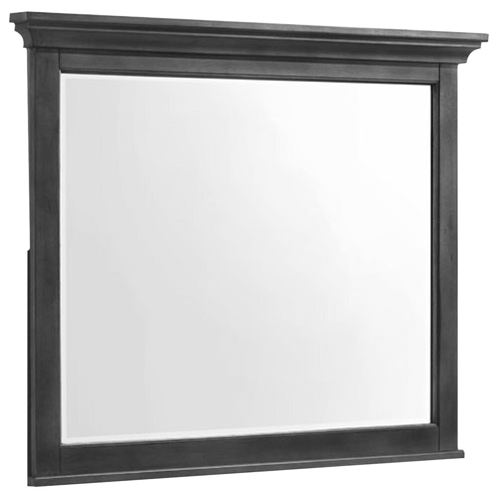 Hawthorne Furniture San Mateo Mirror in Gray, , large