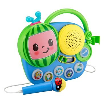 KIDdesigns Cocomelon Sing Along Boombox, , large