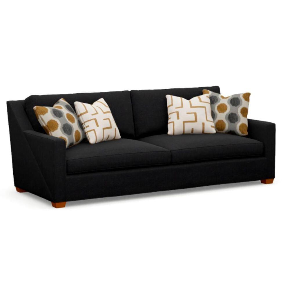 Lexington Furniture Wright Sofa in Dark Gray, , large