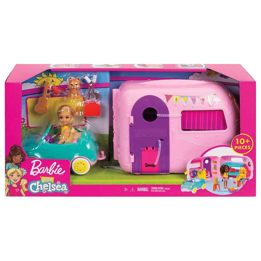 Mattel Barbie Club Chelsea Camper, , large