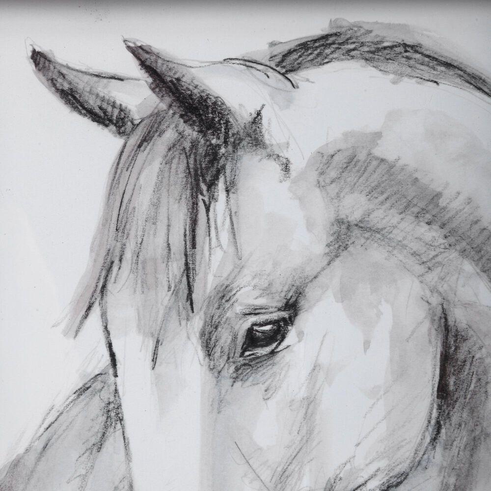 Uttermost Equestrian Framed Print (Set of 2), , large
