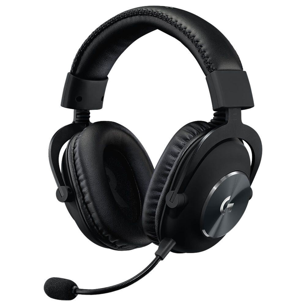 Logitech Pro X Gaming Headset Premium with Blue Voice in Black, , large