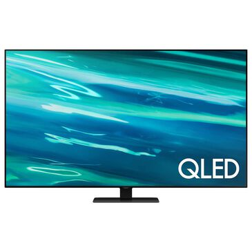"""Samsung 85"""" Q80A Class 4K Smart QLED HDTV with HDR, , large"""