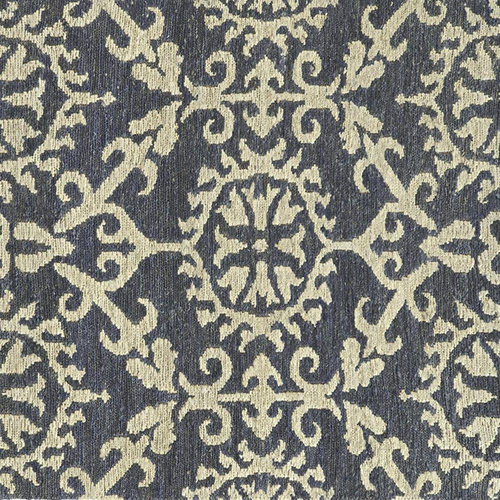 "Oriental Weavers Valencia 57704 3'6"" x 5'6"" Navy Area Rug, , large"