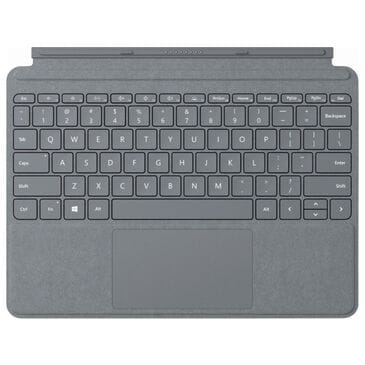 Microsoft Surface Go Signature Type Cover in Platinum, , large