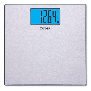 Taylor Stainless Steel Digital Scale Stainless Steel, , large