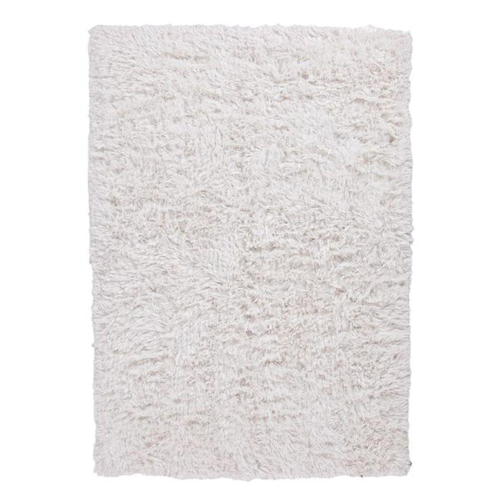 Jaipur Verve 5' x 8' White Area Rug, , large