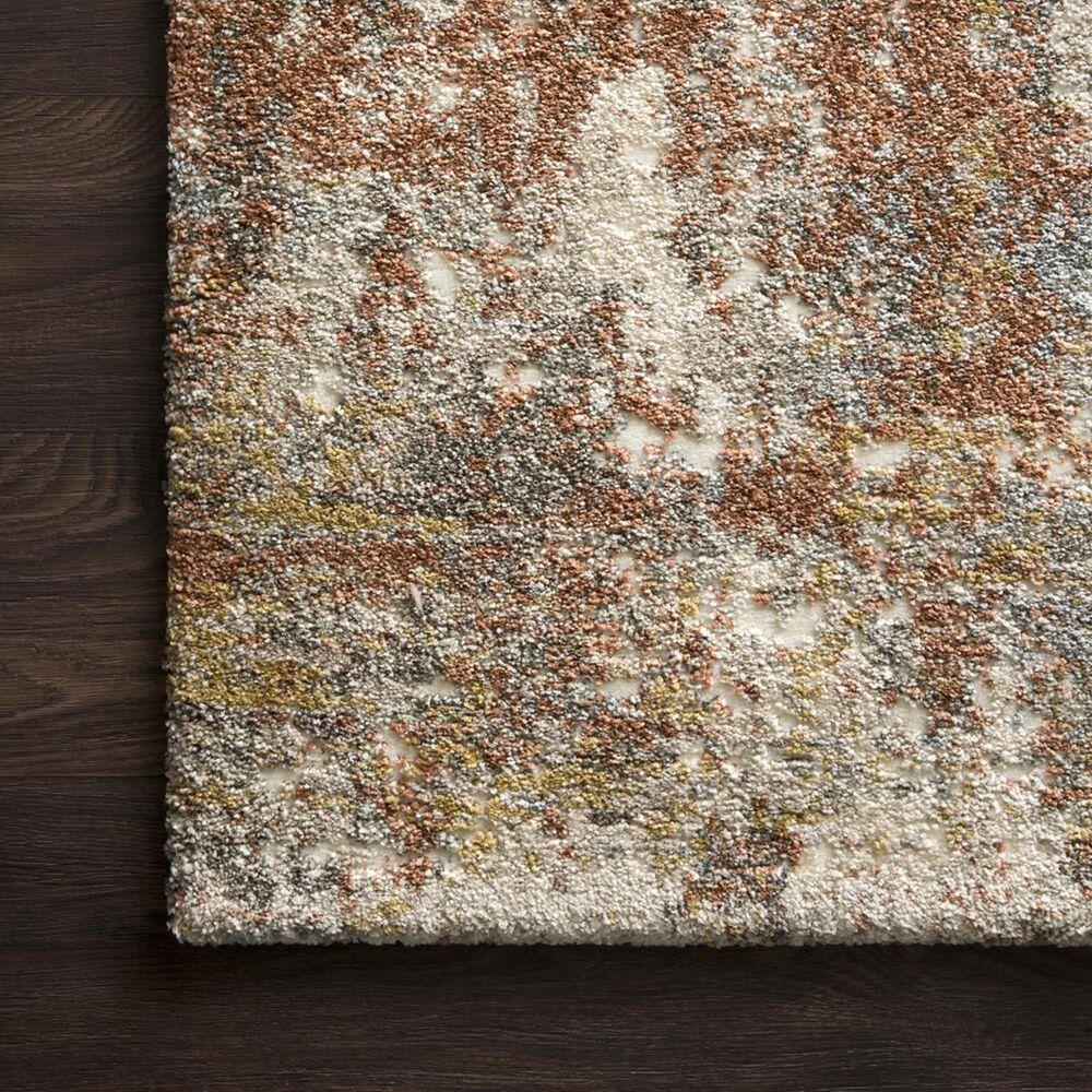 "Loloi Landscape LAN-03 2'2"" x 7'7"" Rust Runner, , large"