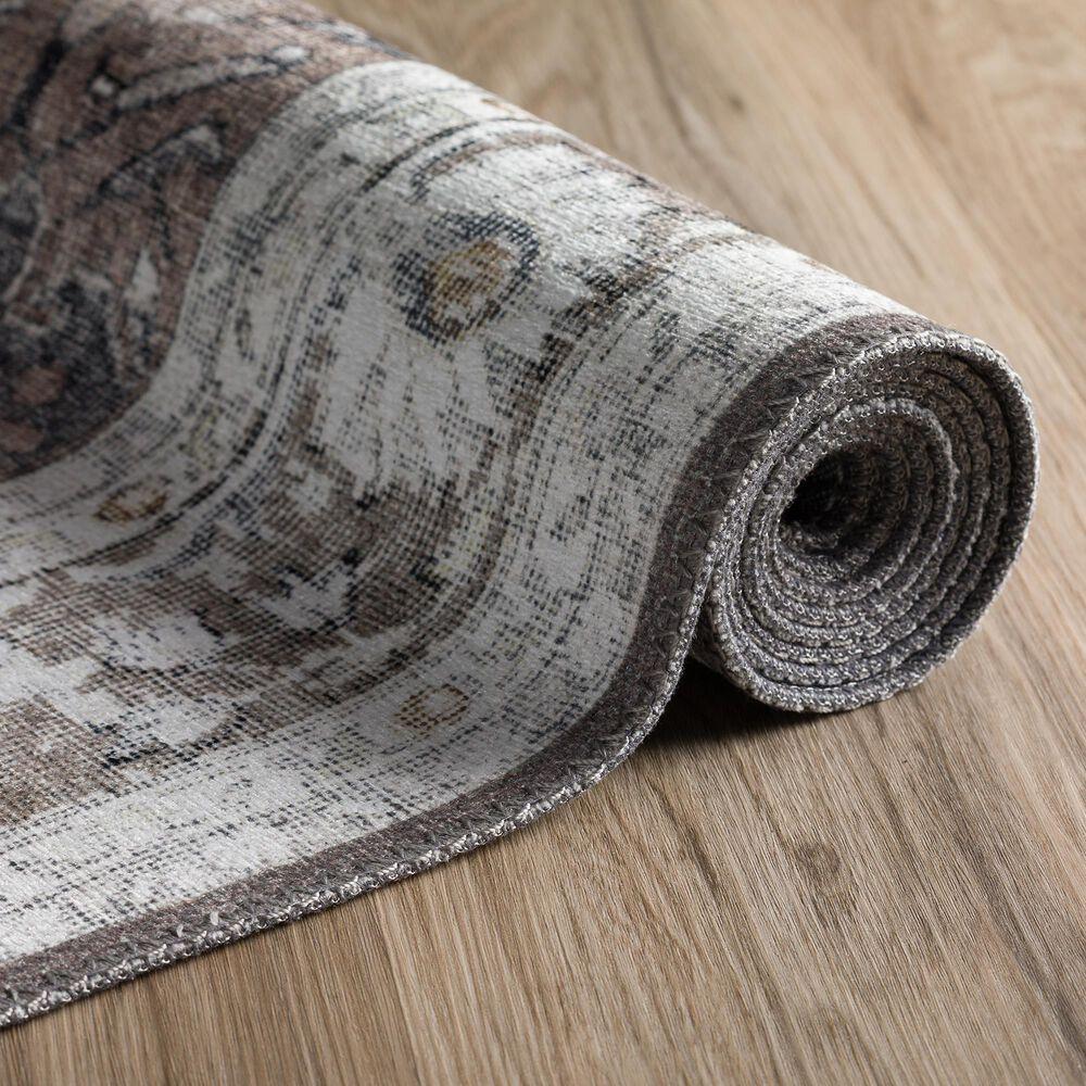 "Dalyn Rug Company Amanti AM4 8'6"" x 12'9"" Mushroom Area Rug, , large"