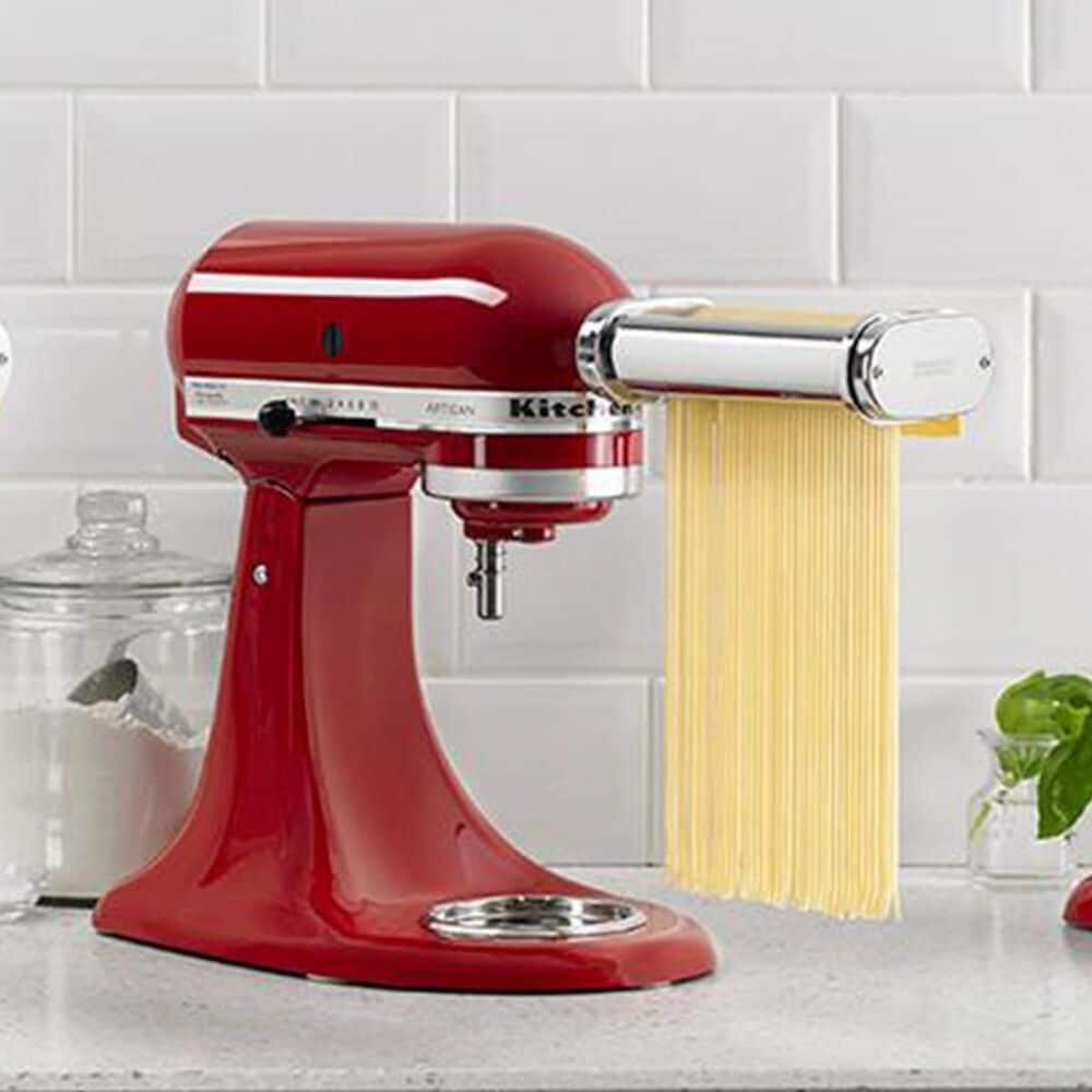 KitchenAid 3-Piece Pasta Roller and Cutter Set, , large