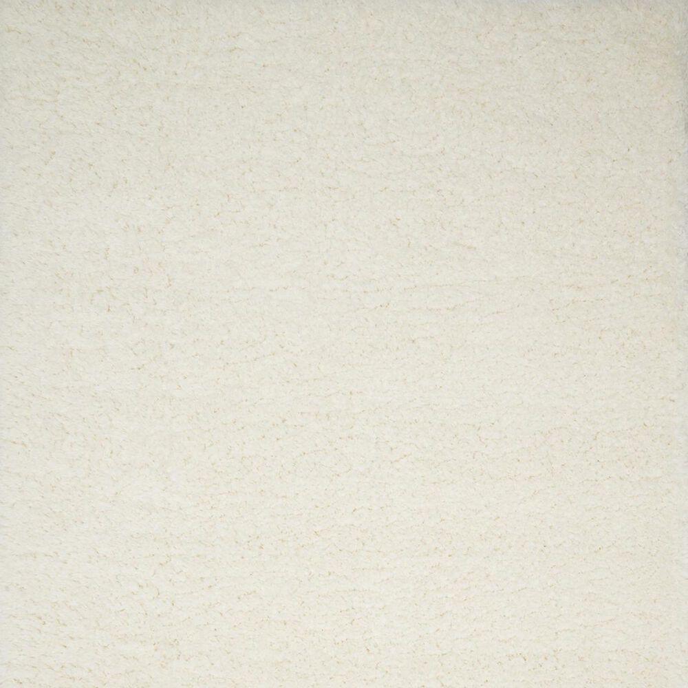 """Loloi Kayla Shag KAY-01 5' x 7'6"""" Ivory Area Rug, , large"""