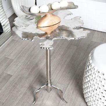 Uma Enterprises AnnabelSide Table in Silver, , large