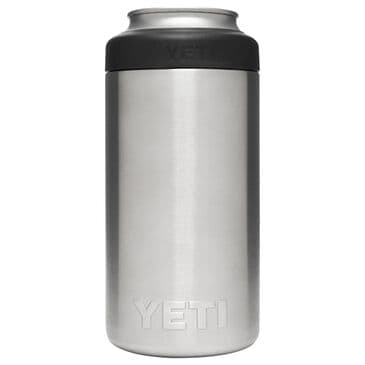 YETI Rambler 16 Oz Colster Tall Can Insulator in Stainless Steel, , large