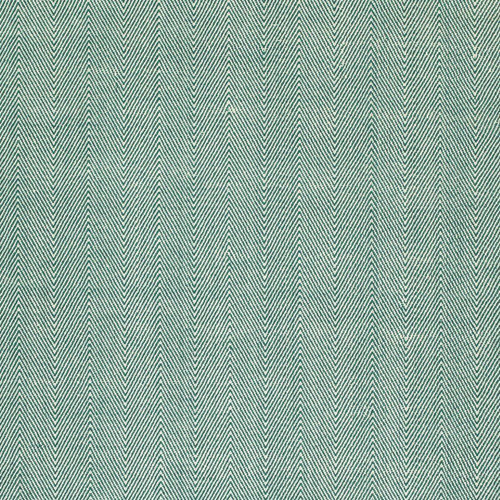 Kaleen Rugs Ziggy ZIG01-91 2' x 6' Teal and White Indoor/Outdoor Area Rug, , large