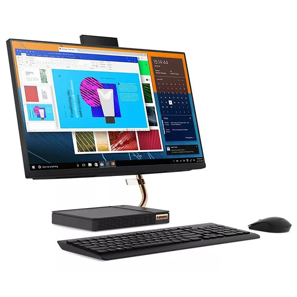 """Lenovo 23.8"""" IdeaCentre Aio 5i All-in-One Computer 