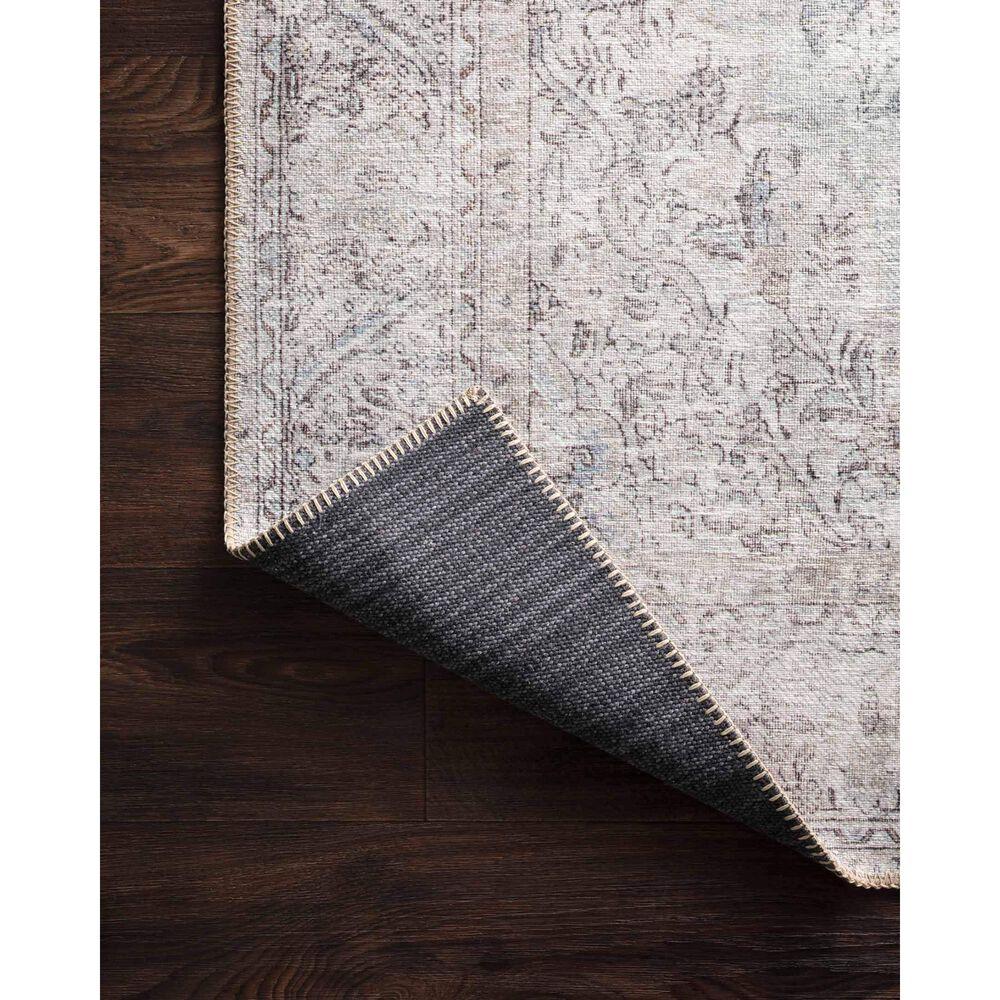 """Loloi Loren LQ-04 8'4"""" x 11'6"""" Silver and Slate Area Rug, , large"""