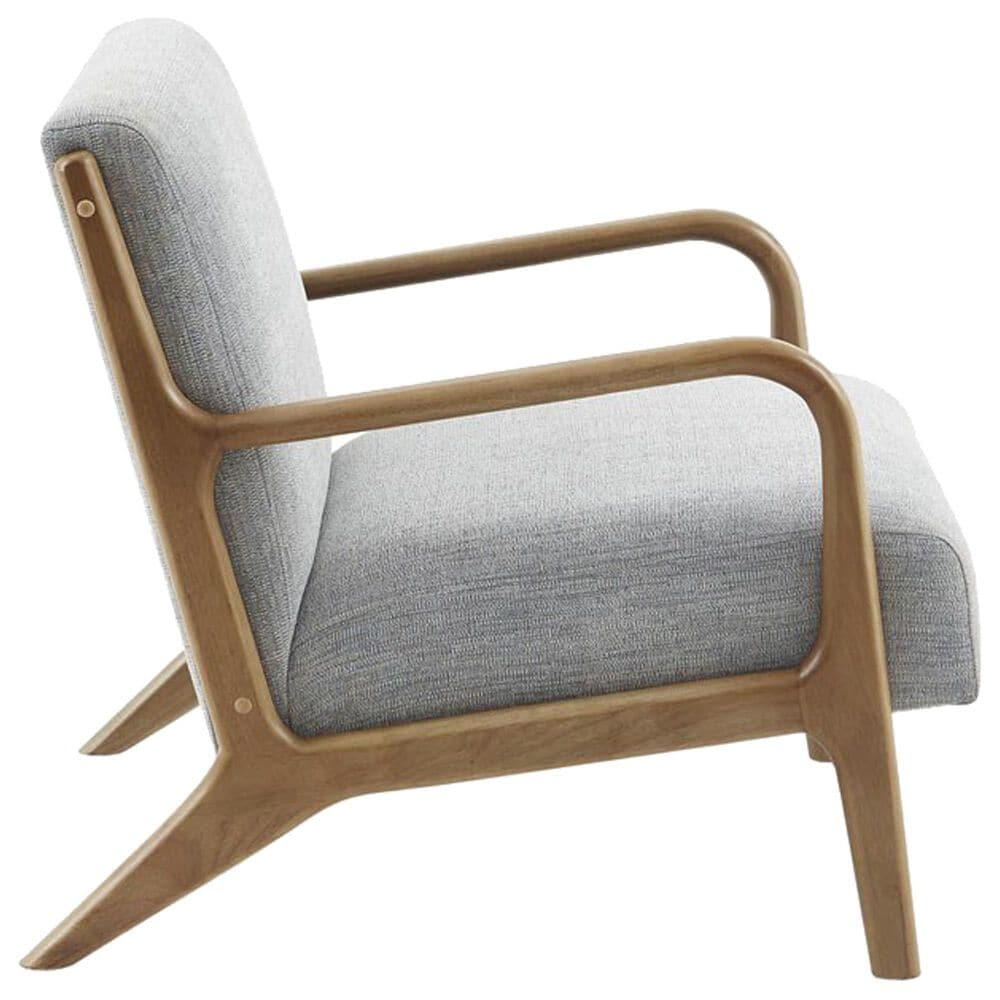 Hampton Park Novak Lounge Chair in Grey and Elm, , large