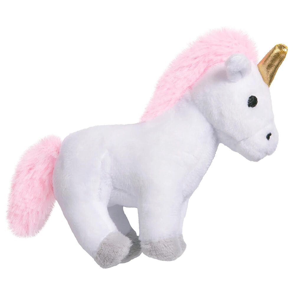 Trend Labs Sammy and Lou Unicorn Musical Crib Mobile in Pink and White, , large