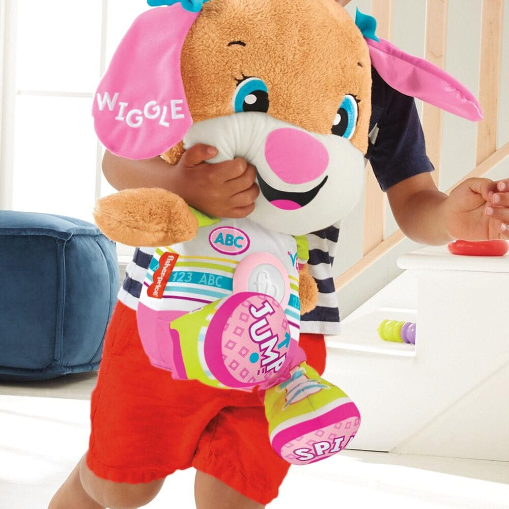 Laugh and Learn So Big Sis Musical Plush Toy, , large