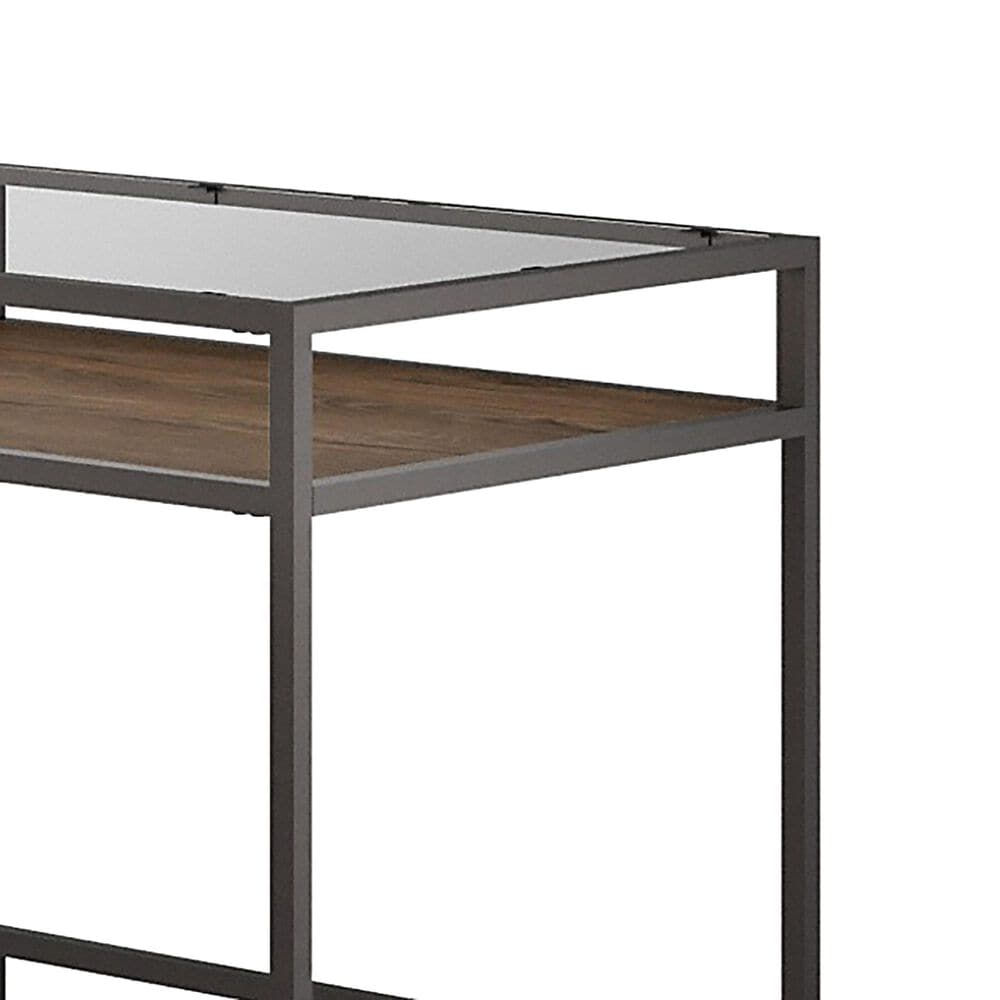 "Bush Anthropology 60"" L-Shaped Desk in Rustic Brown, , large"