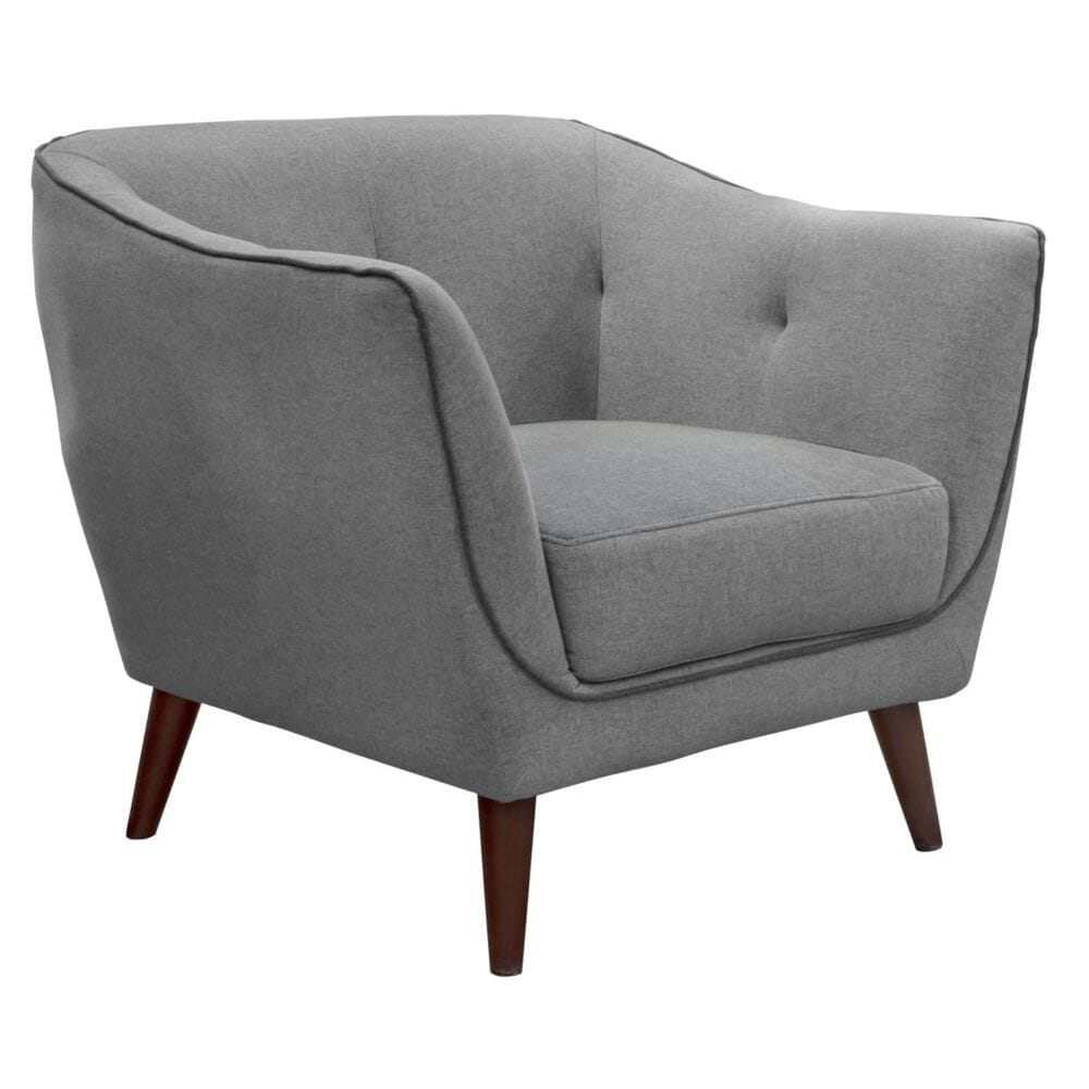 Urban Chic Avery Chair in Concrete Gray, , large